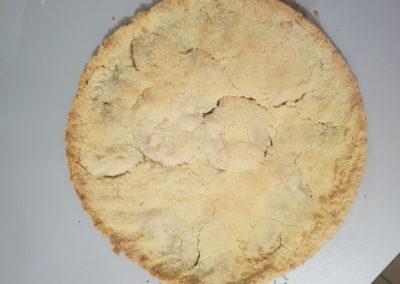 Gâteau aux pommes-Maëlle